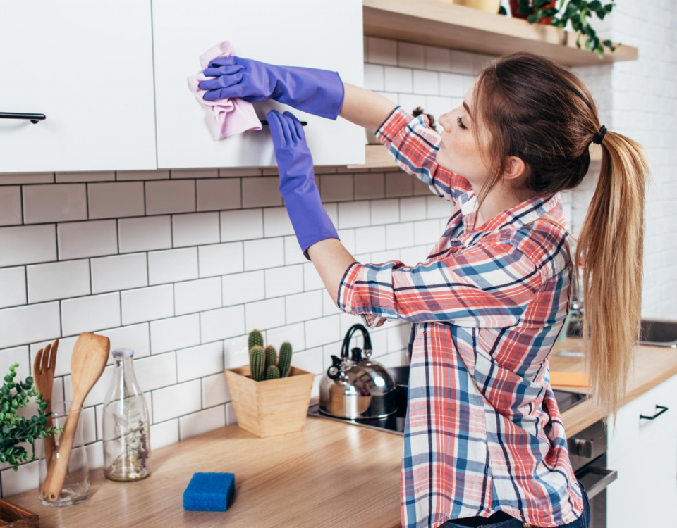 Cleaning and Disinfection for Households Amid COVID-19