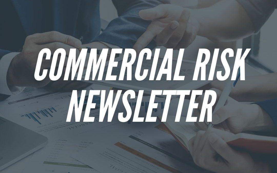 Commercial Risk Newsletter