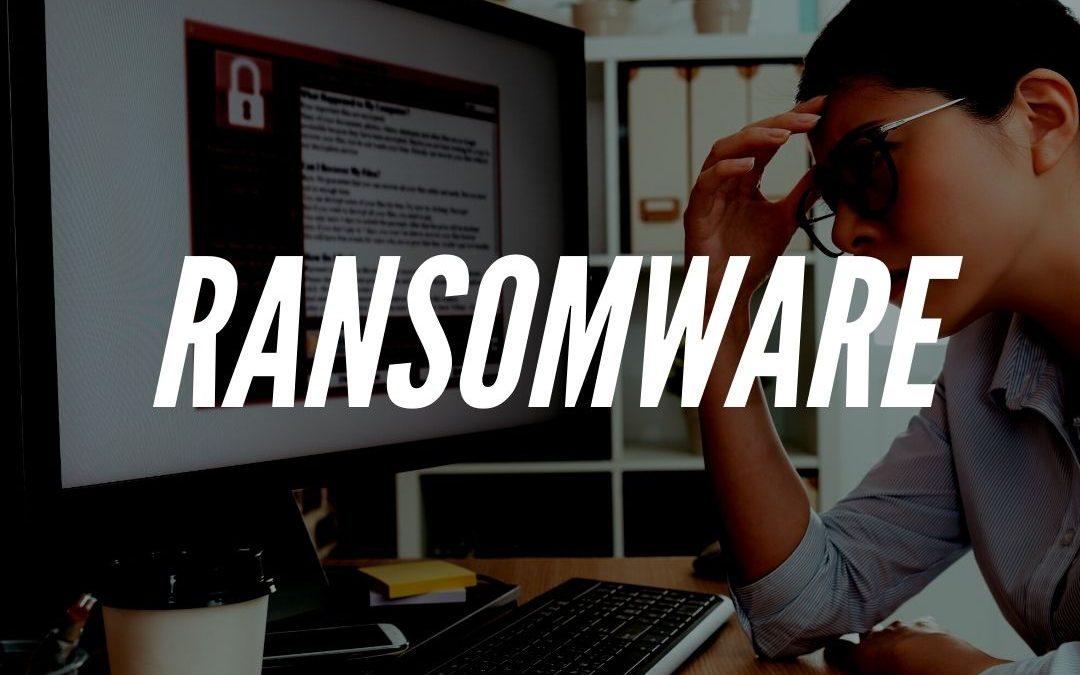 Ransomware Risk Management